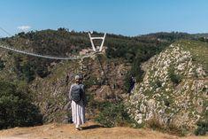Todo sobre el puente colgante peatonal más largo del mundo que abrirá cerca de Porto - National Geographic España 13-10-2020 | Este nuevo icono de Portugal lo tiene todo para convertirse en la nueva meca del turismo extremo #516Arouca
