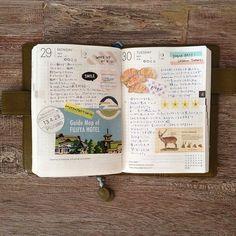 .@Anja Mrevlje | Off to Hakone:) #ほぼ日手帳 #hobonichi #journal | Webstagram - the best Instagram viewer