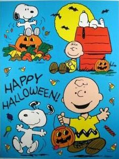 happy halloween charlie brown - Charlie Brown Halloween Abc