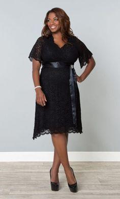 076beabec32  plussize Retro Glam Lace Dress  bbw  curvy  fullfigured  plussize  thick