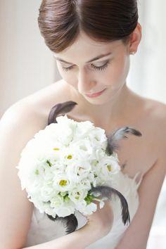 Brautstrauß FLORICA   Hochzeits-Fotoshooting Amore per sempre im Jahr 2014 - Foto Kathrin Hester