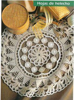 Kira crochet: Crocheted scheme no. 539