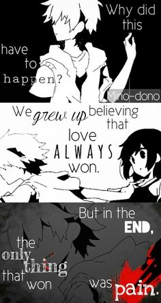 Kagerou Days || Anime Quotes