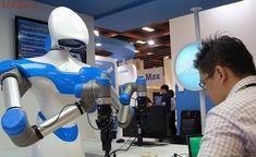 La feria asiática Computex 2017 centra sus esfuerzos en mostrar las posibilidades de la inteligencia artificial