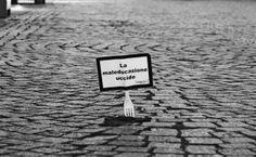 Domenica in strada: la poesia urbana di Opiemme #streetart