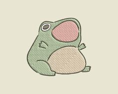 Cute Frogs, Janome, Machine Embroidery Designs, Stitching, This Or That Questions, Sewing, Crafts, Etsy, Costura