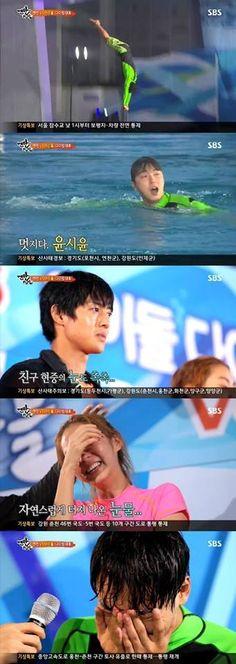 Kim Hyun Joong, SBS Barefoot Friends Episodio 13 [14.07.13]