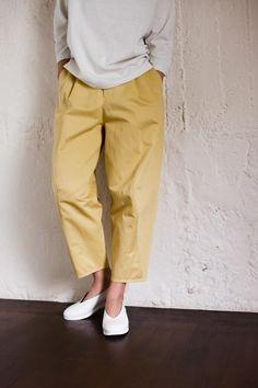 Cotton and Linen pants