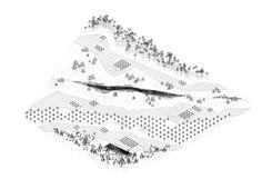 Songdo Landmark City Block A4 by REX Landscape Design Bas Smet