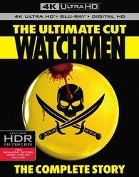 Watchmen 4K (Blu-ray)