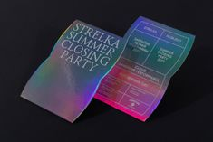 Helvetica + Color + Shape = Anna Kulachëk's Recipe for Tight Turnarounds at Russia's Strelka Institute Party Cloud, Tumblr, Publication Design, Party Poster, Color Shapes, Graphic Design Typography, Graphic Design Inspiration, Editorial Design, Business Card Design