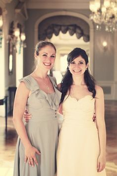 Photography by Jeffrey Lewis Bennett / Bridesmaid Dress Designer: BHLDN #BHLDNbride