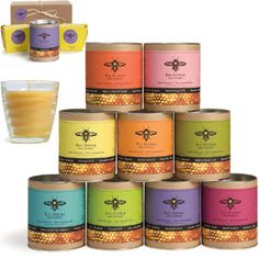 Beeswax is the purest of all candle waxes, it is a product of the sustainable industry of beekeeping. The simple filtration of beeswax is a natural process that uses no chemicals and very little energy.  http://www.Dreumex.com