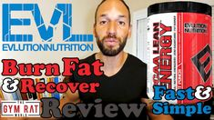 BCAA Lean Energy Supplement by Evlution Nutrition Supplement Review