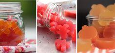Frissen préselt gyümölcsléből 45 perc alatt gumicukor! Nyírfacukorral is működik.