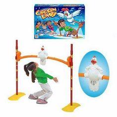 Chicken Limbo (Party Game) - Chicken limbo's de one... biiig fun!