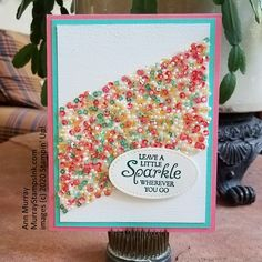 Fun Projects For Kids, Embossing Machine, Foam Adhesive, Paper Pumpkin, Free Gifts, Something To Do, Stampin Up, Card Stock, Birthday Cards