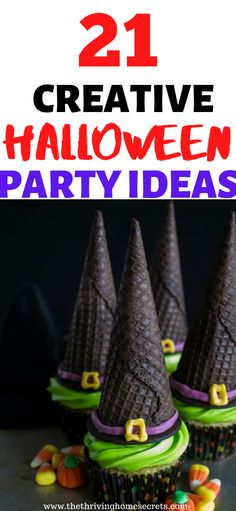 21 Easy Halloween party ideas to try this year. Halloween party ideas for adults and kids. Halloween food.  Halloween food ideas. Halloween party ideas for adults. Halloween party ideas for kids. Halloween decorations. Halloween party treats. Halloween decorations. Halloween party decorations. Diy Halloween decorations. Adult Halloween party ideas. Halloween. Halloween vibes. Hallowen Party, Halloween Treats For Kids, Cheap Halloween, Halloween Food For Party, Halloween Birthday, Diy Halloween Decorations, Family Halloween, Halloween Desserts, Diy Birthday