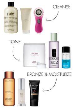 Healthy Skincare + Beauty Tips