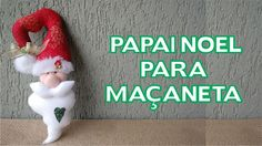 Crochet Dolls, Dinosaur Stuffed Animal, Christmas Ornaments, Christmas Stuff, Santa, Toys, Holiday Decor, Ideas Navideñas, Youtube
