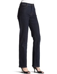 Not Your Daughters Jeans Women's Straight Leg Jean