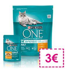 Purina ONE® bietet derzeit die Möglichkeit, das Katzenfutter 3 Wochen kostenlos zu testen. Damit Ihre Katze sich an das neue Futter von Purina ONE® gewöhnen