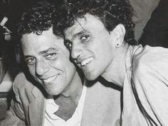 Chico Buarque & Caetano Veloso.