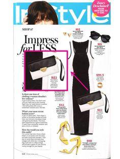 #Avon clutch featured in @Anna Lynch Magazine. Order at www.youravon.com/kathleenhegarty