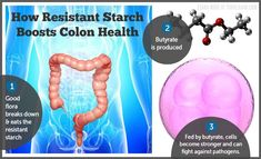How Resistant Starch Boosts Colon Health