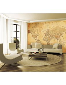 Old map wallpaper mural wallpaper murals wallpaper and wall mural buy stylish 1wall mural wallpaper online now at oldrids downtown http world map gumiabroncs Image collections
