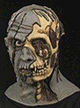 B. Garret Theta Halloween Mask     August 2012 Semi-Annual Halloween Mask Sale