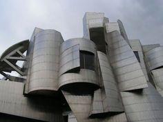 Futuristic Gehry Museum