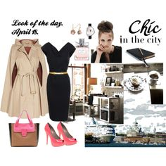 Look of the day. April 18., created by alisaefron on Polyvore