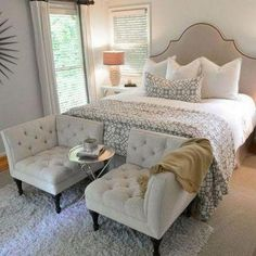 Article Reveals The Undeniable Facts About Mansion Master Bedroom 19 - Home Page Master Bedroom Design, Dream Bedroom, Home Decor Bedroom, Bedroom Furniture, Mansion Bedroom, Bedroom Bed, Bed Room, Stylish Bedroom, My New Room