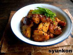 【簡単!!】鶏肉とさつまいもの甘辛バターしょうゆと、感謝 | 山本ゆりオフィシャルブログ「含み笑いのカフェごはん『syunkon』」Powered by Ameba