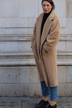 MaxMara Camel coat