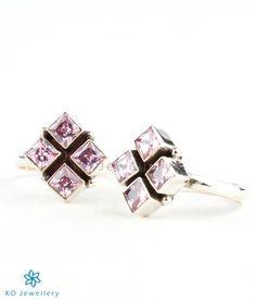 859ef5b501c Latest designs in sterling silver jewellery