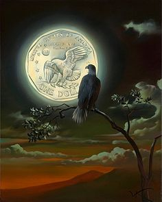 Two Birds, Vladimir Kush