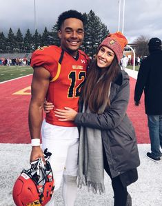 See more of kendrathompson's content on VSCO. Football Couple Pictures, Football Couples, Teen Couple Pictures, Swag Couples, Teen Couples, Cute Couples Goals, Hot Couples, Black Man White Girl, Black And White Couples