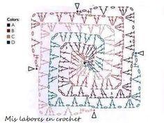 granny tejijuntas espiral | por aliciasantiaguillo