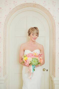 Whimsical Garden Wedding - Bella Paris Designs