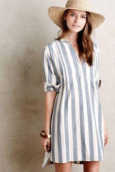Nilima Tunic Dress - anthropologie.com