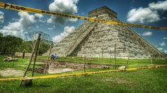 pyramidsben ik bovenop geweest