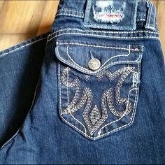 MEK Bootcut Jeans. Great condition MEK Jeans Boot Cut