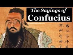 THE SAYINGS OF CONFUCIUS   FULL AudioBook   Greatest Audio Books   Eastern Philosophy - YouTube