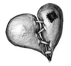 101 Best Tattoo Images Heart Broken Hearts Lost Love