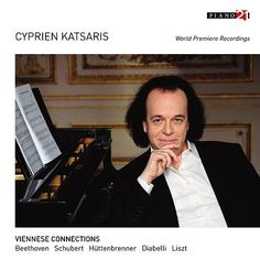 Viennese Connections de Cyprien Katsaris