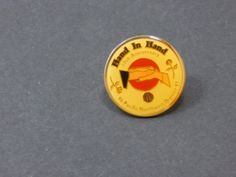Enamel Hat Tie Lapel Shirt Pin Optimist Club Pacfic Northwest District 96-97
