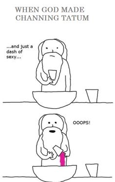 Hahahahahahaha!!! I have never laughed this hard in my life!!OMG!!! hahaha