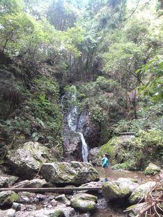 Easy Hike to Gojyou Waterfall | HIDAKA